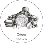 Zelenina zo Slovenska