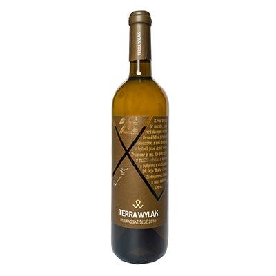 Biele víno Rulandské šedé 2016