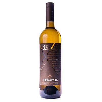 Biele víno Rizling rýnsky 2016