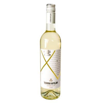 Biele víno Muškát žltý 2018