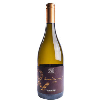 Biele víno Chardonnay 2017 Lignum